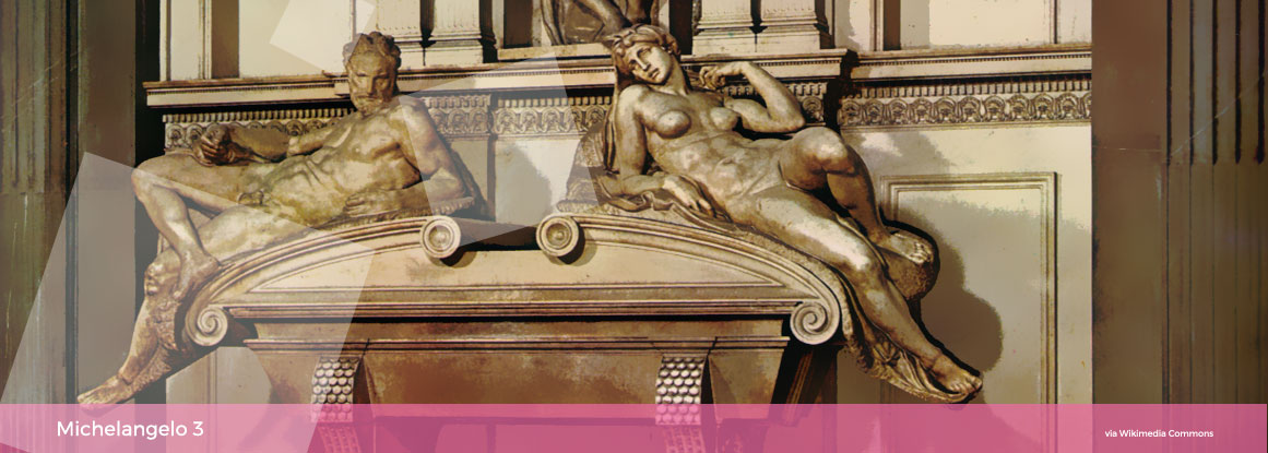 Sulle orme di Michelangelo 3
