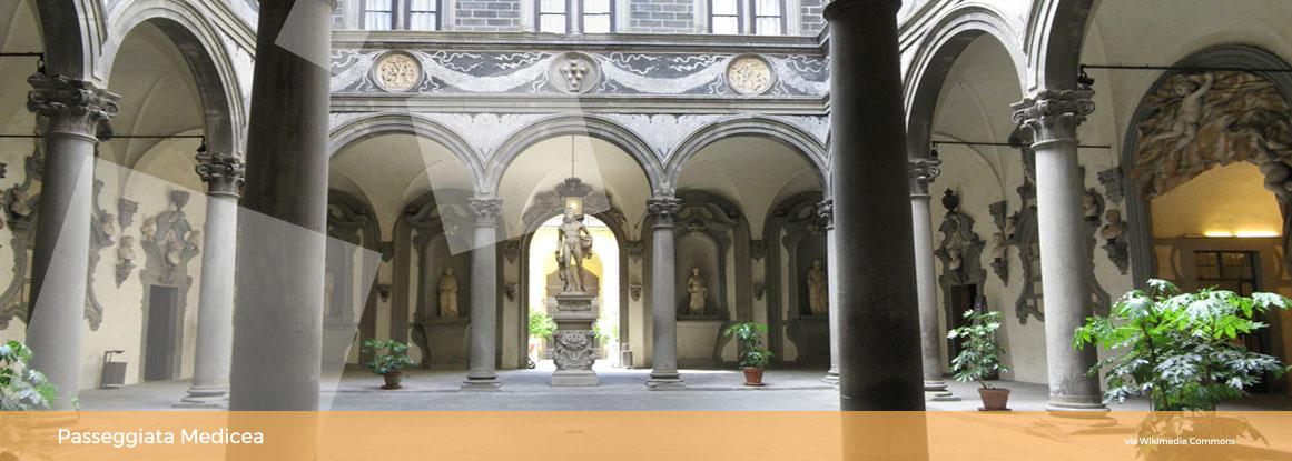 Passeggiata Medicea a Firenze