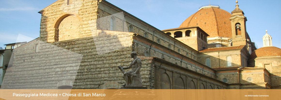 Passeggiata Medicea con museo: Museo di San Marco Firenze