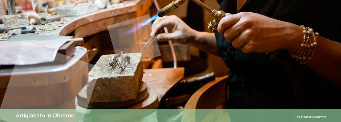 Visita alle botteghe dell'Oltrarno fiorentino