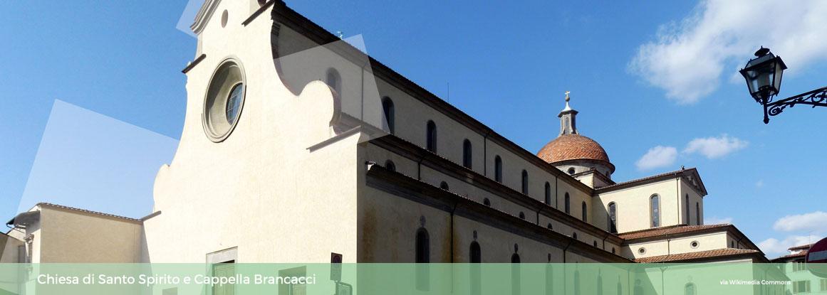 Visita guidata alla Basilica di Santo Spirito e la Cappella Brancacci