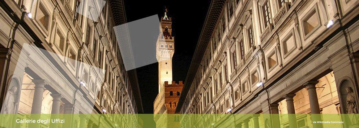 Alla scoperta di Firenze e la Galleria degli Uffizi