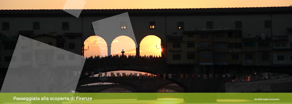Passeggiata in città - Firenze