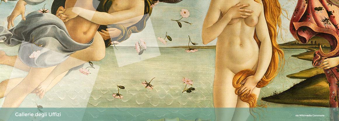 GRANDI MUSEI - Gallerie degli Uffizi